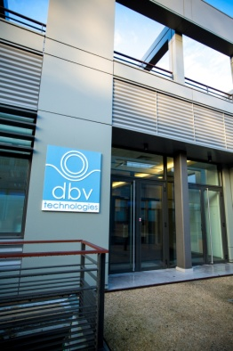 DBV-Tech's premises – the home of Viaskin®