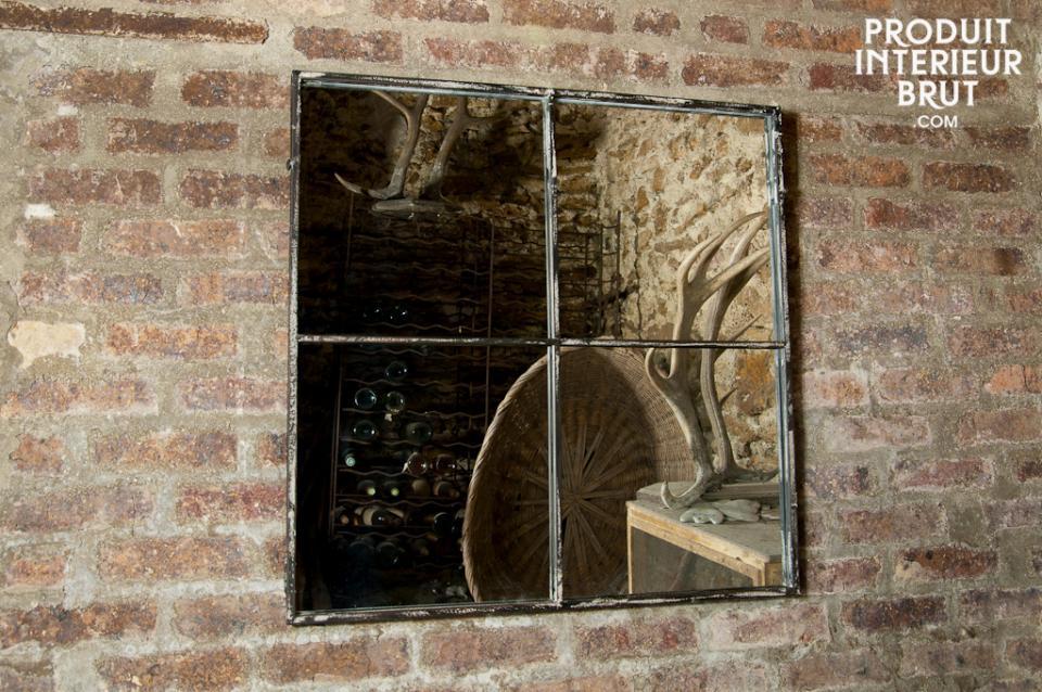 Dieser Designer-Spiegel ist eine der Neuheiten von PIB Home.