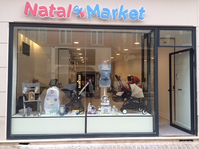 Natal Market, enseigne présente dans de nombreuses grandes villes, comme Lyon