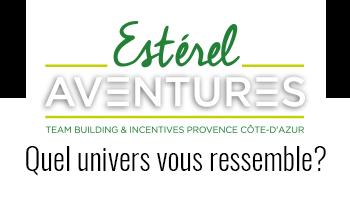 Pour vivre des expériences différentes et inoubliables, il y a esterel-aventure.com !