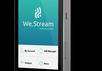 Être sûr de pouvoir se connecter partout avec We.Stream